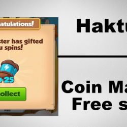 Haktuts free spins coin master