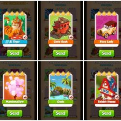 Rare Cards on Coin Master
